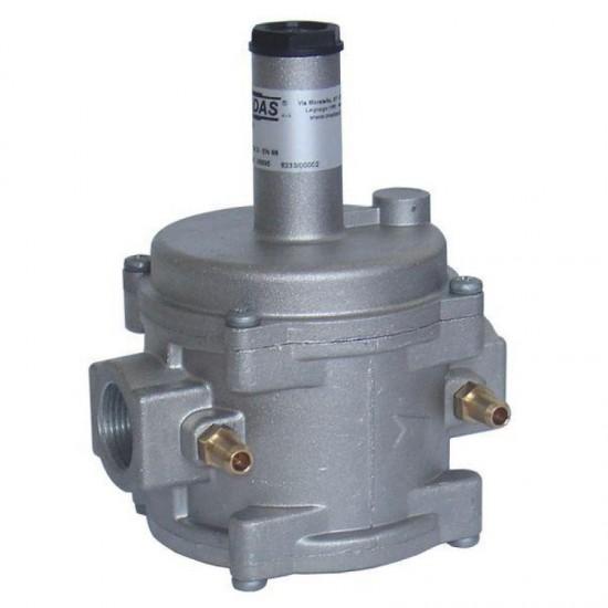 "Regulator presiune gaz, cu filtru, 3/4"" Madas"