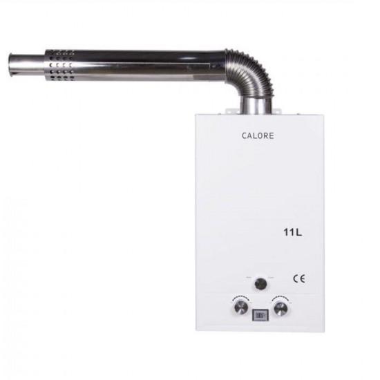 Incalzitor instant Calore TF 11 CSC cu functionare GPL sau GN, tiraj fortat, camera semicompacta