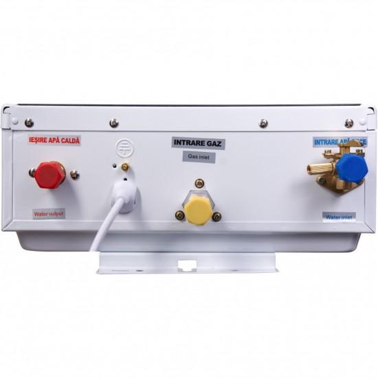 Incalzitor instant Calore TF 11 CSC PREMIUM cu functionare GPL sau GN, tiraj fortat, camera semicompacta
