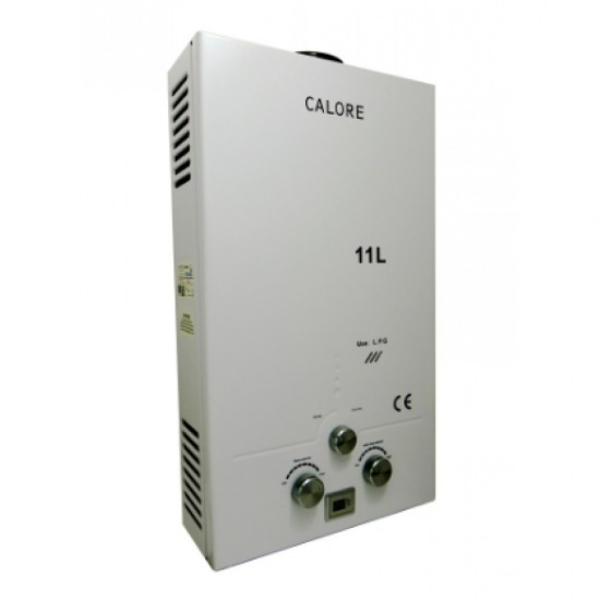 Incalzitor instant Calore TN 11 cu functionare GPL sau GN, tiraj natural