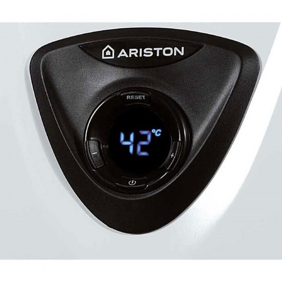 Incalzitor instant pe gaz Ariston FAST EVO X DISPLAY ONT 11 NG EU