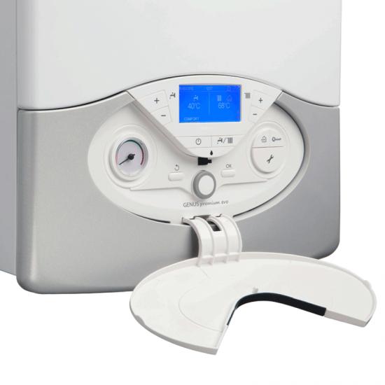 Centrala termica in condensare Ariston Genus Premium EVO HP 85 EU - 85 kW