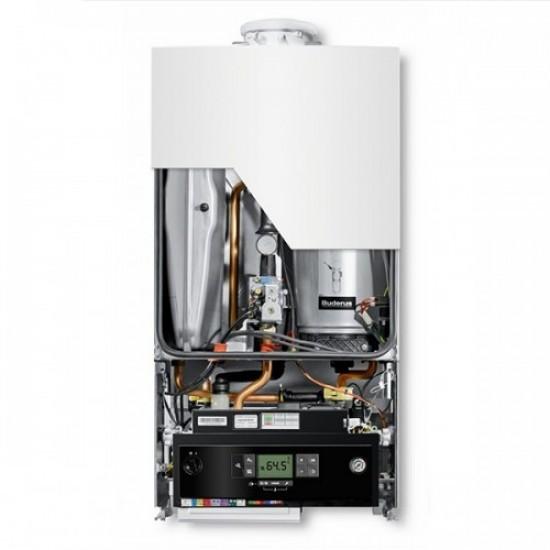 Centrala termica in condensare Buderus Logamax Plus GB072-24 K V2 - 24 KW