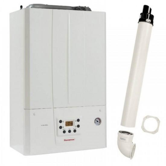 Centrala termica in condensare Immergas Victrix Tera 32 1 - 32 kW