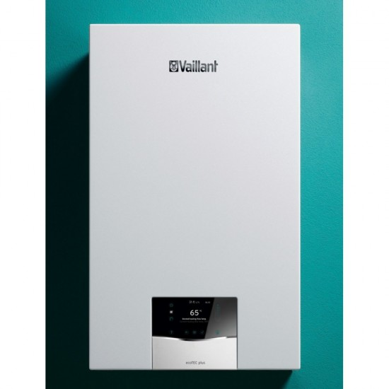 Centrala termica in condensare Vaillant ecoTEC Plus VU 25 CS/1-5, doar incalzire