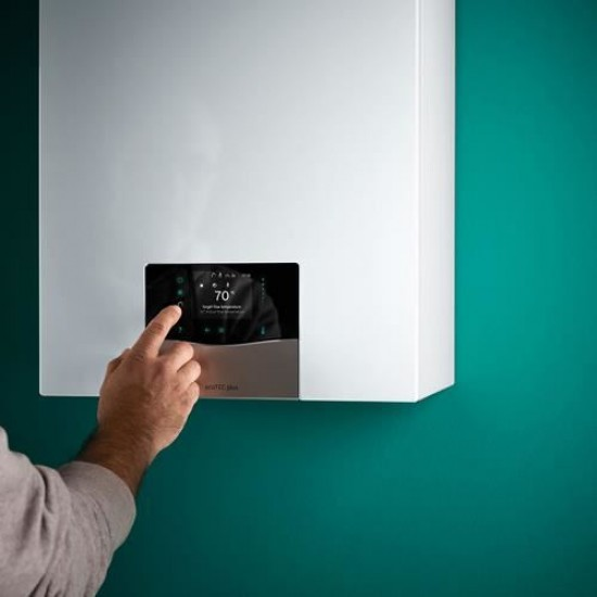 Centrala termica in condensare Vaillant ecoTEC Plus VU 30 CS/1-5, doar incalzire