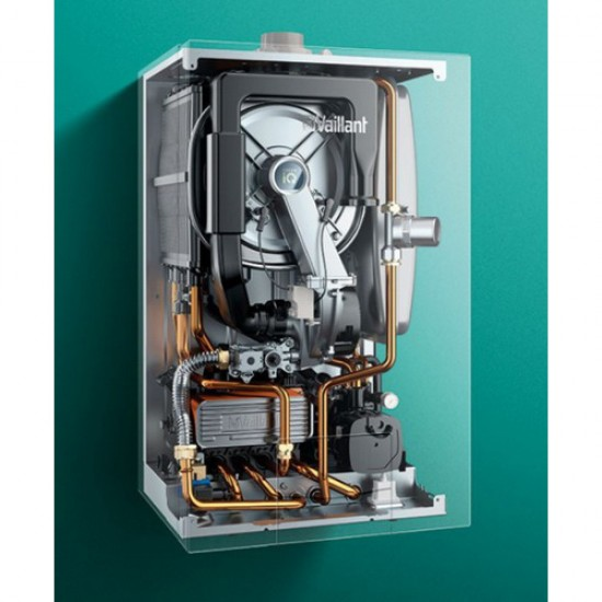 Centrala termica in condensare Vaillant ecoTEC Plus VUW 40 CS/1-5, Combi