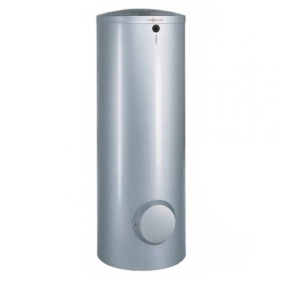 Centrala termica in condensare Viessmann Vitodens 100-W B1HF 25 kW, cu boiler monovalent 200 litri