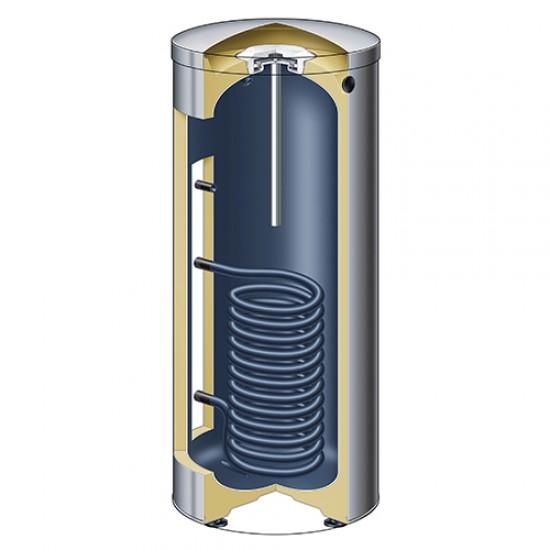 Centrala termica in condensare Viessmann Vitodens 100-W B1HF 32 kW, cu boiler monovalent 200 litri