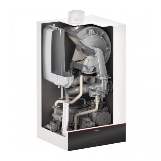 Centrala termica in condensare Viessmann Vitodens 100-W B1KF 25 kW, Kombi