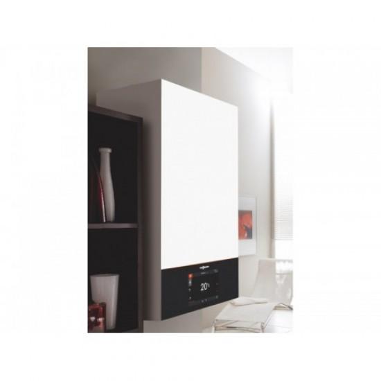 "Centrala termica in condensare Viessmann Vitodens 200-W B2HE 32 kW, cu afisaj tactil color 3.5"" doar incalzire"