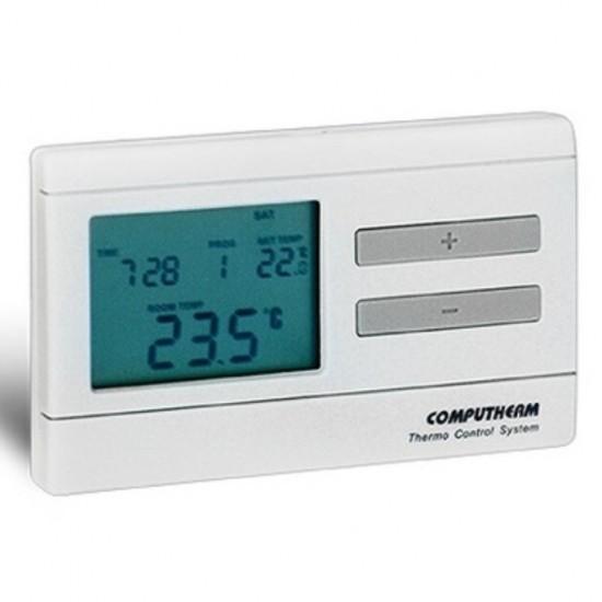 Termostat ambiental cu fir, programabil Computherm Q7