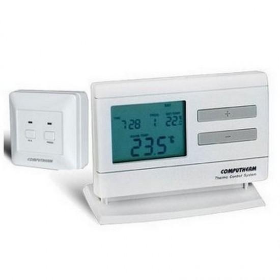 Termostat ambiental wireless, programabil Computherm Q7 RF